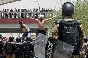 Iraq đối mặt với nguy cơ xung đột vũ trang do bất ổn tại Basra