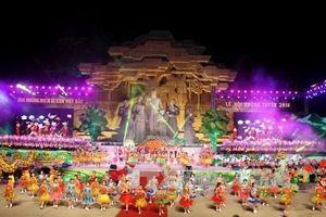 Lần đầu tiên tổ chức Liên hoan trình diễn di sản văn hóa phi vật thể quốc gia