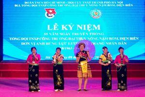 Kỷ niệm 55 năm thành lập Tổng đội Thanh niên xung phong công trường đại thủy nông Nậm Rốm - Điện Biên