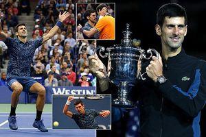Djokovic kiêu hãnh lần thứ 3 vô địch giải Mỹ Mở rộng