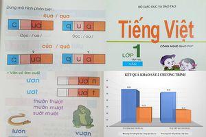 Sách Tiếng Việt Công nghệ giáo dục: Giúp trẻ học nhanh và vui vẻ