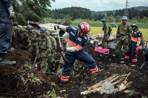 Nhật Bản trong mùa hè thảm họa
