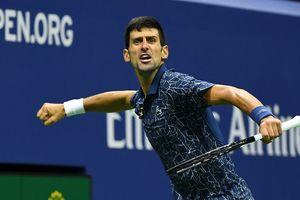 Đánh bại Del Potro, Djokovic sánh ngang huyền thoại Sampras