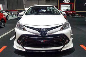 Toyota ra mắt Vios phong cách xe đua đường phố, giá 23.000 USD