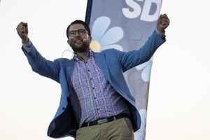 Bầu cử Thụy Điển lâm vào bế tắc vì đảng cực hữu tân phát xít