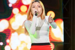Orange chiến thắng tại Đấu trường âm nhạc nhờ hát Bolero
