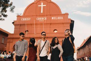 Justgo: Khám phá thành phố cổ kính nhất Malaysia