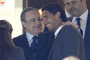 Florentino Perez muốn Nadal làm chủ tịch Real Madrid