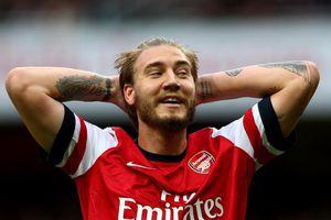 'Lord' Bendtner bị bắt và cái kết đắng cho sự kiêu ngạo