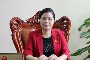 Bà Giàng Páo Mỷ làm Bí thư Tỉnh ủy Lai Châu