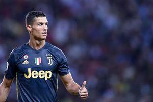 Chiến thuật đặc biệt của Juventus nhằm giúp Ronaldo ghi bàn