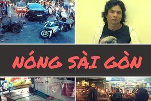 Nóng nhất Sài Gòn: Thuê ôtô, chở súng đi 'thanh toán' theo đặt hàng