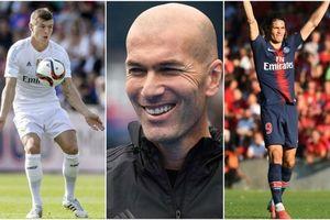 Hé lộ tin Zinedine Zidane có thể đến Man United và bản danh sách cầu thủ cần mua