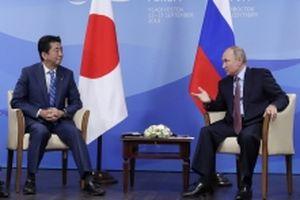 Nga và Nhật Bản mong muốn tăng cường quan hệ hợp tác