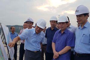 Xây cảng container góp phần phát triển Khu kinh tế Nghi Sơn