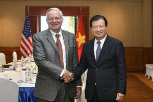 Việt Nam – Hoa Kỳ hướng tới quan hệ thương mại cân bằng