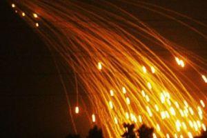 Nga tố chiến đấu cơ Mỹ ném bom ngôi làng Syria bằng vũ khí bị cấm