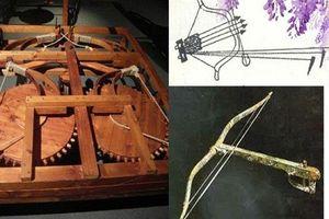 Bí ẩn kinh thiên về siêu vũ khí náu mình trong cổ mộ
