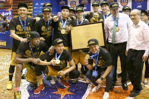 Hanoi Buffaloes không thể cản Cantho Catfish đăng quang giải bóng rổ nhà nghề Việt Nam
