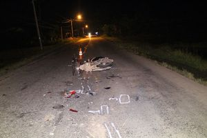 Truy tìm chiếc xe tải bỏ chạy khỏi hiện trường vụ tai nạn chết người
