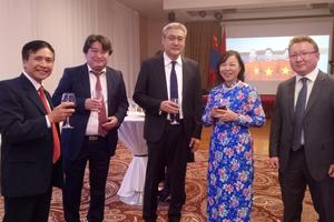 Long trọng kỷ niệm Quốc khánh Việt Nam tại Mông Cổ
