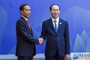 Tổng thống Indonesia thăm cấp Nhà nước tới Việt Nam