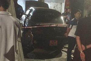 Thợ sửa xe tử vong bất thường dưới gầm ô tô