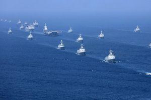 Biển Đông: Thêm một cường quốc quân sự thách thức Trung Quốc
