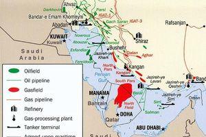 Iran sẽ hoàn tiền cho Total khi dự án khí South Pars giai đoạn 11 đi vào hoạt động