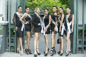 'Ngôi sao danh vọng' Khả Trang được đánh giá 'khác biệt' tại Super Model International