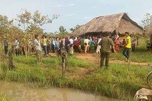Đắk Lắk: Con trượt chân ngã xuống ao, mẹ lao xuống cứu, cả 2 cùng tử vong
