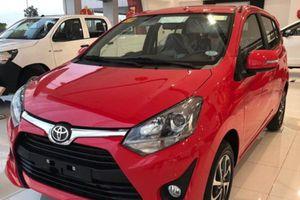 Thị trường ô tô Việt: Giá xe Toyota hiện giờ ra sao?