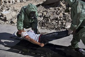 Bộ Ngoại giao LB Nga: Quân khủng bố sản xuất vũ khí hóa học ở Syria