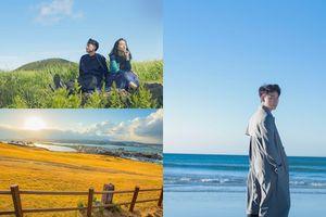 Muốn chạy ngay tới tận hưởng mùa thu đẹp yên bình trên đảo Jeju sau khi xem MV mới của Issac
