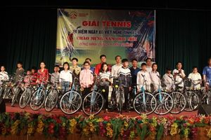 Chuyện về những chiếc xe đạp nghĩa tình đầu năm học mới