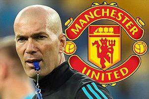 Zinedine Zidane: 'Tôi sẽ trở lại huấn luyện nhanh thôi'