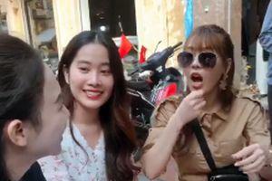 Video: Quế Vân đưa Nam Em đi ăn ốc tại Hà Nội