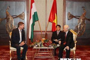 Hungary là cánh cửa cho Việt Nam mở rộng quan hệ với EU