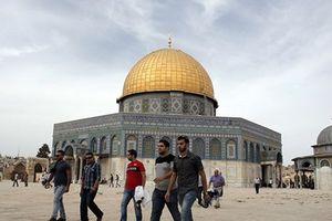 Palestine cáo buộc Israel che đậy âm mưu chiếm đền thờ Al-Aqsa