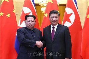 Triều Triên, Trung Quốc thúc đẩy chuyến thăm Bình Nhưỡng của Chủ tịch Tập Cận Bình