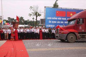Mở cặp cửa khẩu song phương Chi Ma - Ái Điểm tăng cơ hội giao thương
