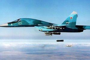 Không quân Nga, Syria liên tiếp dội bom hạng nặng xuống Hama