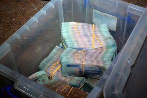 Vụ dùng súng cướp ngân hàng: Thu hồi thêm 730 triệu đồng