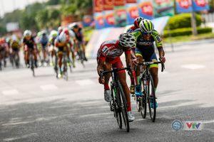 Những khoảnh khắc ấn tượng chặng 8 Giải xe đạp quốc tế VTV Cup Tôn Hoa Sen 2018