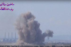 Không quân Nga, Syria không kích dữ dội các nhóm Hồi giáo cực đoan ở Latakia, Idlib