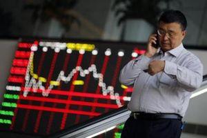Chứng khoán Trung Quốc dẫn dầu xu hướng giảm tại châu Á