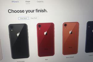 Nóng: iPhone 2018 bất ngờ lộ diện trên website của Apple trước ngày ra mắt