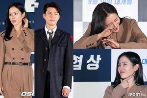 Showcase phim 'Negotiation': Choáng với 50 sắc thái của 'chị đẹp' Son Ye Jin khi ở cạnh Hyun Bin