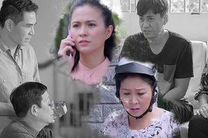 'Gạo nếp gạo tẻ' tập 55: Gia đình bà Mai (NSND Hồng Vân) xôn xao vì em chồng vay nóng - Kiệt liệu có biết chuyện mình có con rơi?