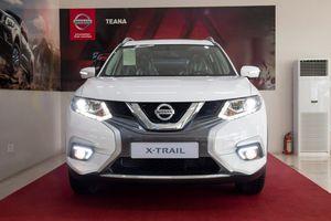 Nissan X-Trail V-Series dành riêng cho Việt Nam giá từ 991 triệu đồng có gì đặc biệt?